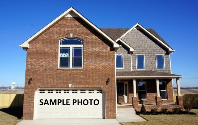 95 D Griffey Estates, Clarksville, TN 37042 (MLS #1961164) :: HALO Realty