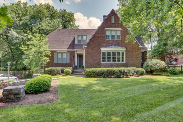 1023 Woodmont Blvd, Nashville, TN 37204 (MLS #1961182) :: The Miles Team | Synergy Realty Network