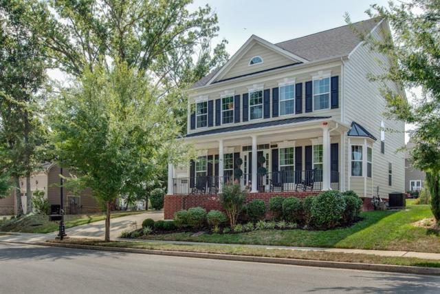 906 Linden Isle Dr, Franklin, TN 37064 (MLS #1961343) :: Team Wilson Real Estate Partners