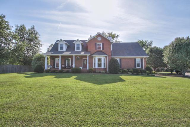 2708 New Port Royal Rd, Thompsons Station, TN 37179 (MLS #1961398) :: The Helton Real Estate Group