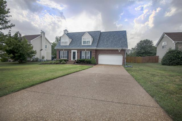 2809 Iroquois Dr, Thompsons Station, TN 37179 (MLS #1961399) :: The Helton Real Estate Group
