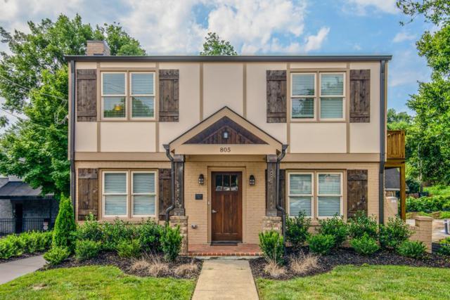 805 Bradford Ave #102, Nashville, TN 37204 (MLS #1961457) :: FYKES Realty Group