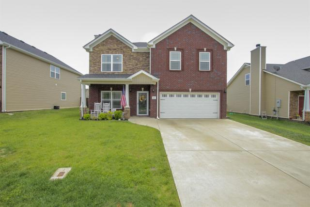 3707 Tradewinds Ter, Clarksville, TN 37040 (MLS #1961564) :: CityLiving Group