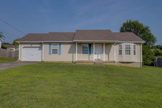 247 Golden Pond Avenue, Oak Grove, KY 42262 (MLS #1961679) :: EXIT Realty Bob Lamb & Associates