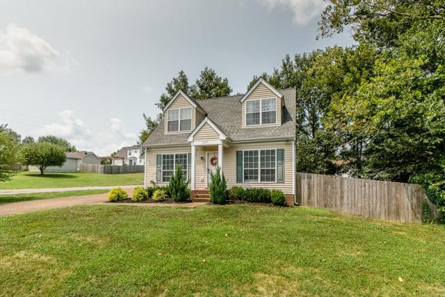 2727 Banks Ct, Thompsons Station, TN 37179 (MLS #1961713) :: The Helton Real Estate Group