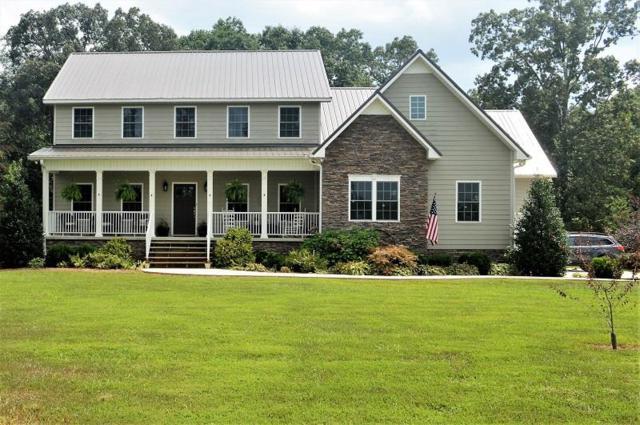 1233 Post Oak Rd, Belvidere, TN 37306 (MLS #1961795) :: HALO Realty