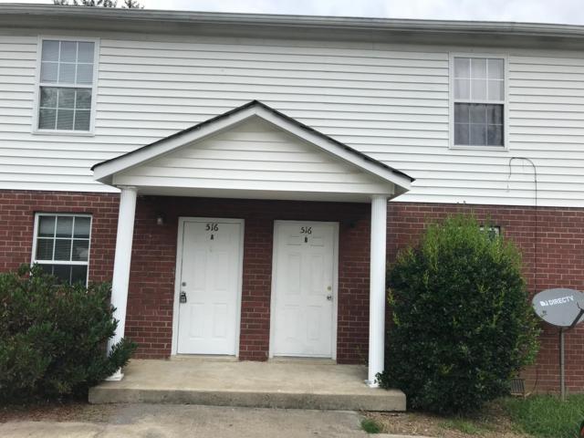516 A Chambers, Gallatin, TN 37066 (MLS #1961849) :: Keller Williams Realty