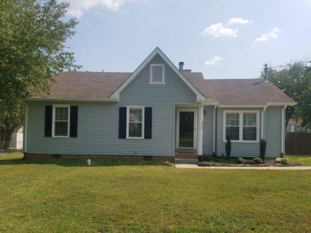 804 Summer Hill Ln, LaVergne, TN 37086 (MLS #1961868) :: RE/MAX Homes And Estates