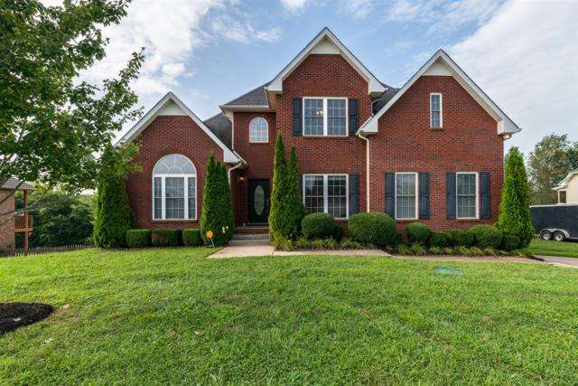 874 Iron Wood Cir, Clarksville, TN 37043 (MLS #1961961) :: REMAX Elite