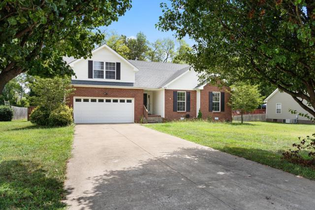 3868 Benjamin Dr, Clarksville, TN 37040 (MLS #1962022) :: Nashville on the Move