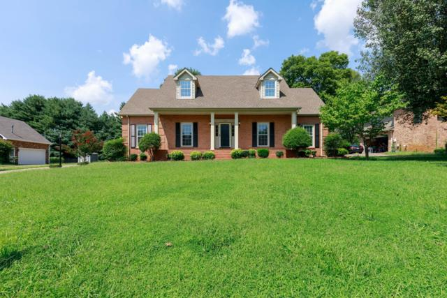 1439 Kensington Dr, Murfreesboro, TN 37130 (MLS #1962058) :: John Jones Real Estate LLC