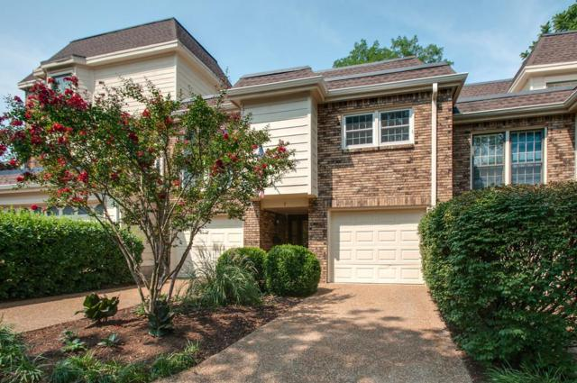 401 Bowling Ave Unit 7 #7, Nashville, TN 37205 (MLS #1962066) :: RE/MAX Homes And Estates