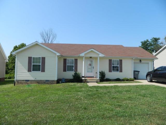 204 Ruf Drive, Oak Grove, KY 42262 (MLS #1962146) :: HALO Realty