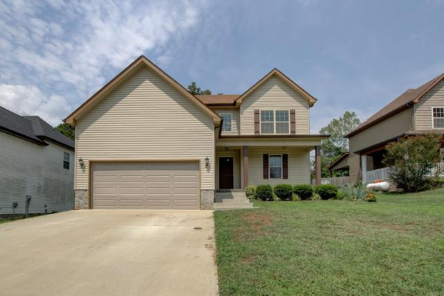 417 Leslie Wood Dr, Clarksville, TN 37040 (MLS #1962183) :: The Milam Group at Fridrich & Clark Realty