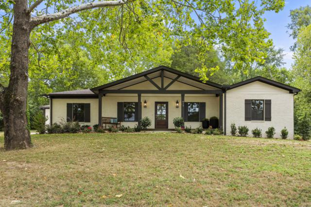 813 W Hillwood Dr, Nashville, TN 37205 (MLS #1962261) :: Nashville On The Move