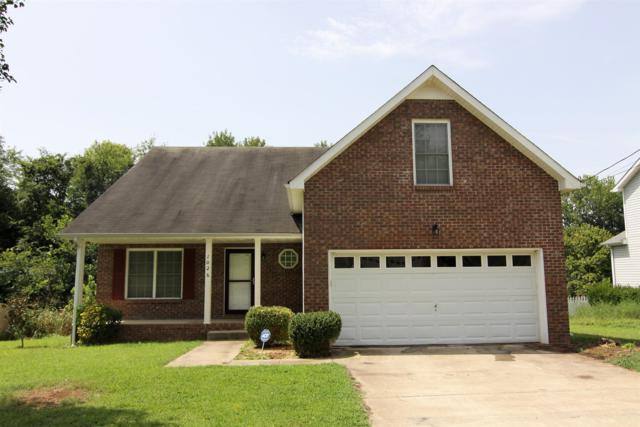 1026 Hedge Apple Dr, Clarksville, TN 37040 (MLS #1962272) :: Nashville On The Move