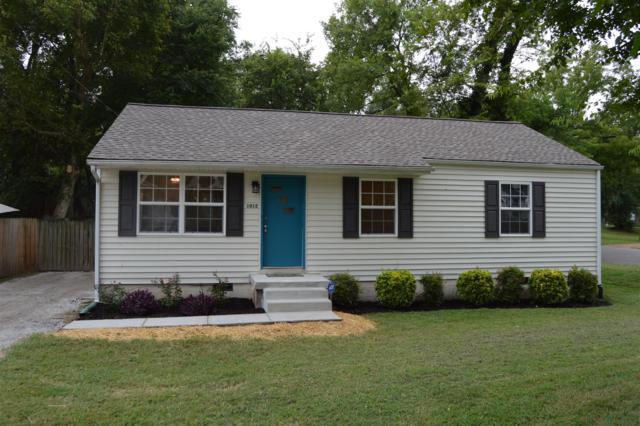 1012 Granada Ave, Nashville, TN 37206 (MLS #1962287) :: FYKES Realty Group