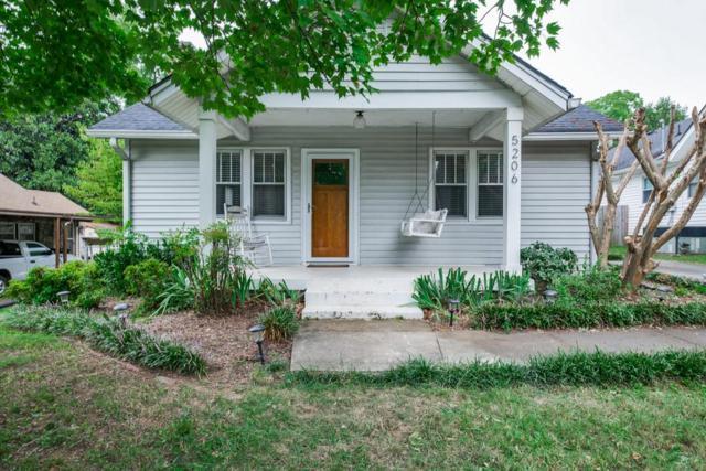 5206 Idaho Ave, Nashville, TN 37209 (MLS #1962392) :: NashvilleOnTheMove | Benchmark Realty