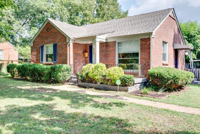 911 Matthews Avenue, Nashville, TN 37216 (MLS #1962479) :: NashvilleOnTheMove | Benchmark Realty