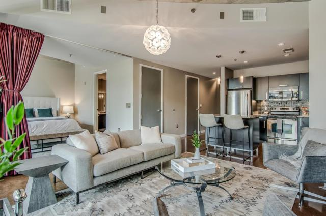 600 12th Ave. S #303 #303, Nashville, TN 37203 (MLS #1962704) :: The Helton Real Estate Group