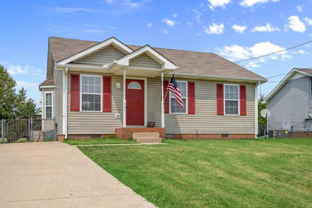 321 Cranklen Cr, Clarksville, TN 37042 (MLS #1962882) :: REMAX Elite