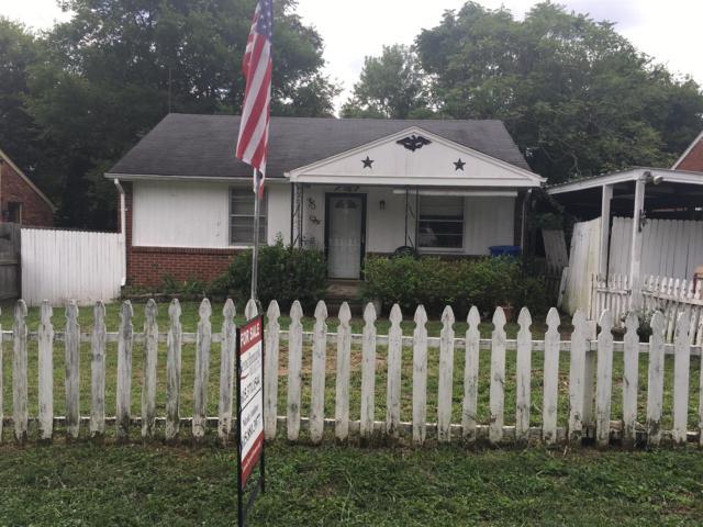 810 Washington Ave, Nashville, TN 37206 (MLS #1962907) :: FYKES Realty Group