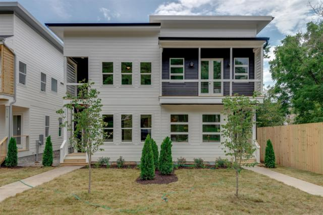523 A Moore, Nashville, TN 37203 (MLS #1962962) :: The Helton Real Estate Group