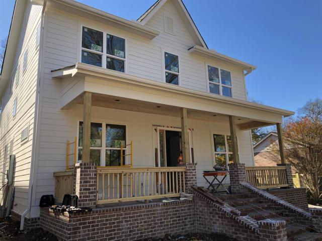 1913 B Lombardy Ave, Nashville, TN 37215 (MLS #1962988) :: John Jones Real Estate LLC