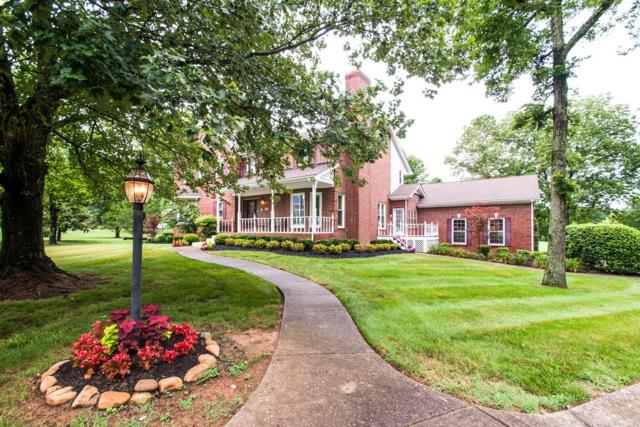 812 Hawthorne Circle, Franklin, TN 37069 (MLS #1962991) :: The Helton Real Estate Group