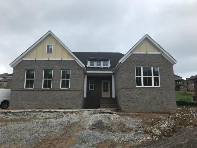 535 Great Angelica Way #306, Nolensville, TN 37135 (MLS #1963102) :: The Helton Real Estate Group