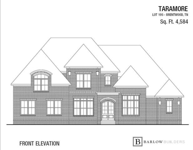 9523 Nottaway Ln., Lot 195, Brentwood, TN 37027 (MLS #1963114) :: The Helton Real Estate Group