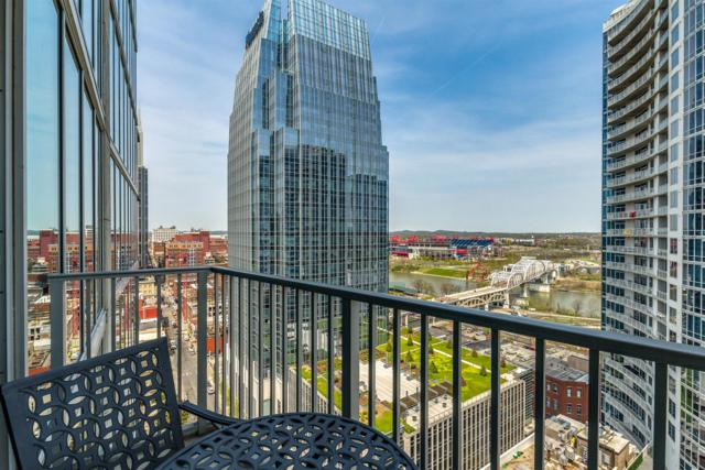 301 Demonbreun St Unit 1806 #1806, Nashville, TN 37201 (MLS #1963615) :: Team Wilson Real Estate Partners