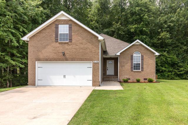 332 Woodtrace Dr, Clarksville, TN 37042 (MLS #1963783) :: Nashville on the Move