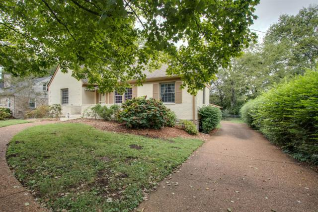 3509 Woodmont Ln, Nashville, TN 37215 (MLS #1964268) :: The Milam Group at Fridrich & Clark Realty