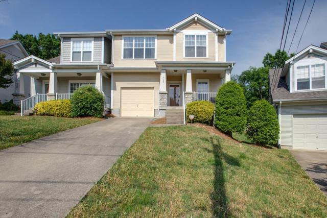 368 Normandy Cir, Nashville, TN 37209 (MLS #1964407) :: RE/MAX Choice Properties