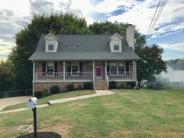 405 Elfie Court, Clarksville, TN 37040 (MLS #1964431) :: Nashville on the Move