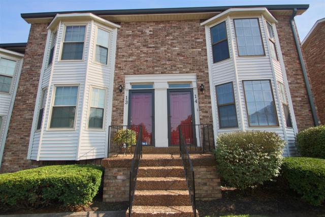250 Sanders Ferry Rd Apt 14 #14, Hendersonville, TN 37075 (MLS #1964472) :: The Milam Group at Fridrich & Clark Realty