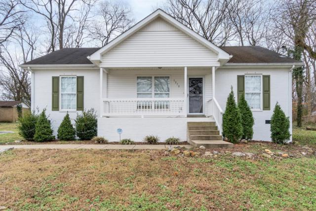 1278 Kenmore Pl, Nashville, TN 37216 (MLS #1964678) :: Nashville on the Move
