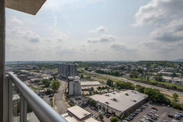 600 12Th Ave S Apt 2114 #2114, Nashville, TN 37203 (MLS #1964824) :: John Jones Real Estate LLC