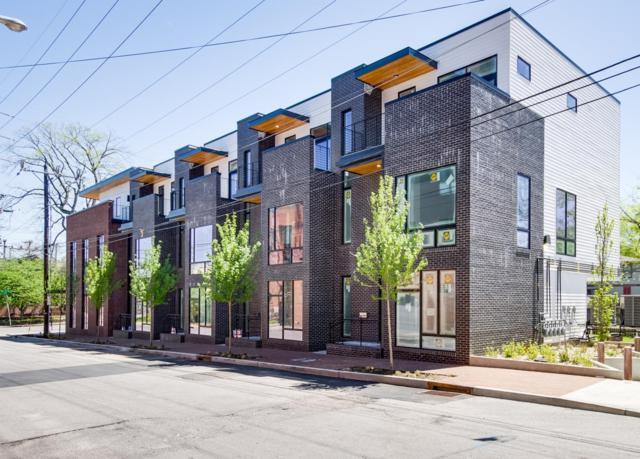 707 Taylor St, Nashville, TN 37208 (MLS #1965204) :: Armstrong Real Estate