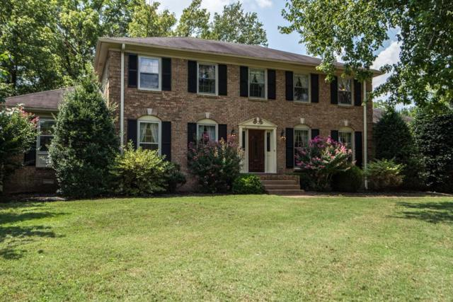 1805 Harpeth River Dr, Brentwood, TN 37027 (MLS #1965393) :: Nashville On The Move