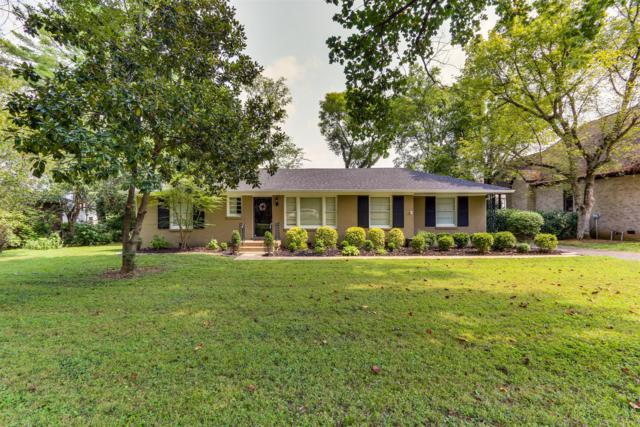 110 Haverford Dr, Nashville, TN 37205 (MLS #1965577) :: RE/MAX Homes And Estates