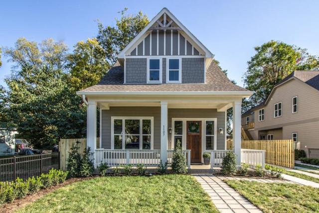 1107 Park St, Franklin, TN 37064 (MLS #1965748) :: John Jones Real Estate LLC