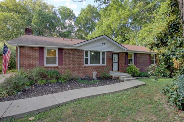 371 Crest Dr, Clarksville, TN 37043 (MLS #1966043) :: Hannah Price Team