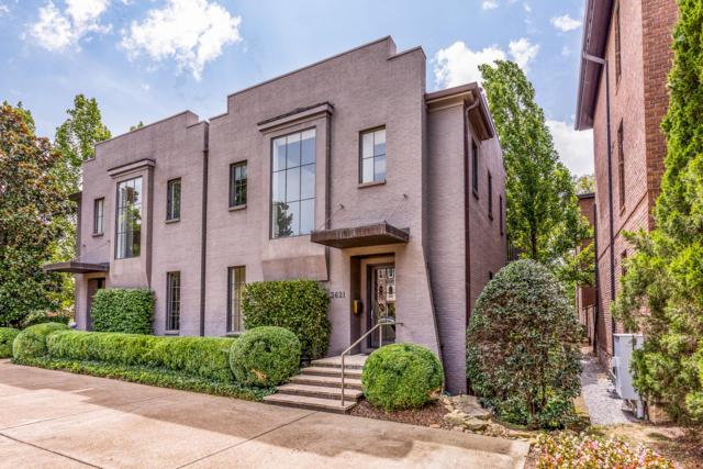 3621 W End Ave, Nashville, TN 37205 (MLS #1966798) :: The Milam Group at Fridrich & Clark Realty