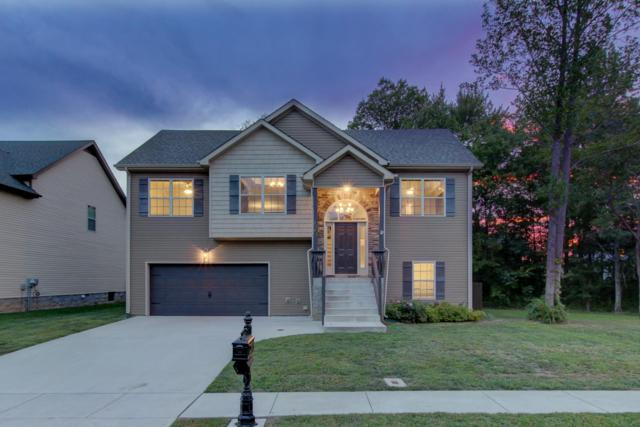 3642 Fox Tail Dr, Clarksville, TN 37040 (MLS #1966845) :: The Milam Group at Fridrich & Clark Realty