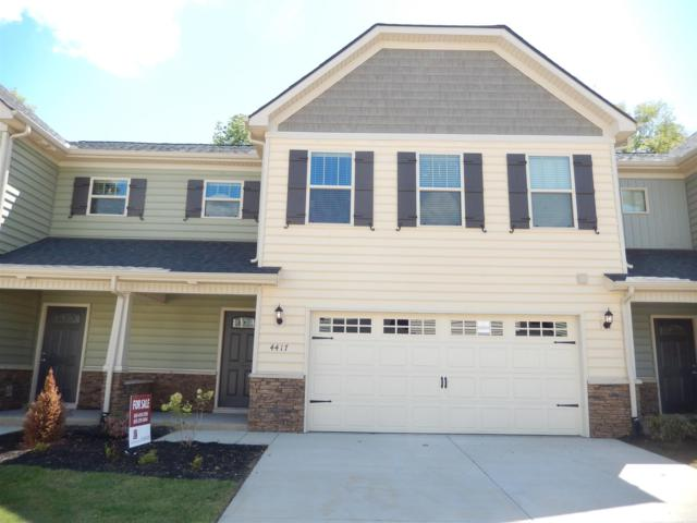 4417 Sunday Silence Way #319 #319, Murfreesboro, TN 37128 (MLS #1966858) :: EXIT Realty Bob Lamb & Associates