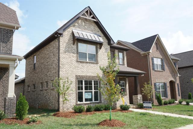 1066 Paddock Park Lot 143, Gallatin, TN 37066 (MLS #1966937) :: Nashville On The Move   Keller Williams Green Hill