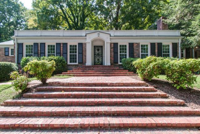 251 Vaughns Gap Rd, Nashville, TN 37205 (MLS #1967426) :: RE/MAX Homes And Estates