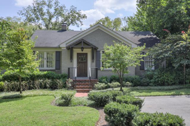 105 AB Lafayette, Nashville, TN 37205 (MLS #1967460) :: The Kelton Group